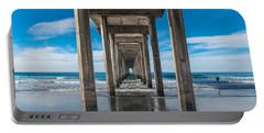 Scripps Pier La Jolla California Portable Battery Charger