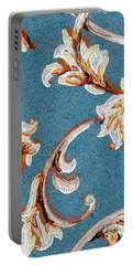 Scrolled Whimsy Portable Battery Charger