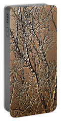 Sculpted Tree Branches Portable Battery Charger