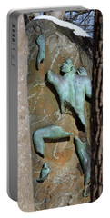 Sculpture Stony Brook New York Portable Battery Charger