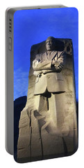 Sculptured Profile Martin Luther King Jr. Portable Battery Charger