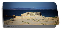 Sea And Rocks Portable Battery Charger