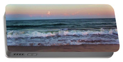 Portable Battery Charger featuring the photograph Sea And Sky by Roberta Byram