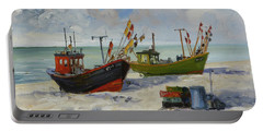 Sea Beach 3 - Baltic Portable Battery Charger