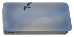 Sea Bird In Flight Portable Battery Charger