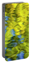 Sea Breeze Mosaic Abstract Portable Battery Charger