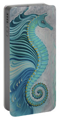 Sea Horse Visit Portable Battery Charger