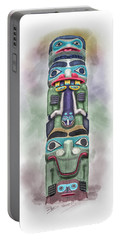 Sea Monster Pole Portable Battery Charger