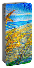 Sea Oats Dual#2 Portable Battery Charger