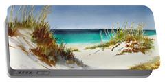 Sea Oats Portable Battery Charger