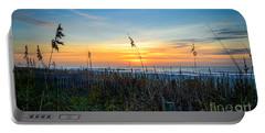 Sea Oats Sunrise Portable Battery Charger