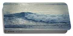 Sea Of Possibilities Portable Battery Charger by Laura Fasulo