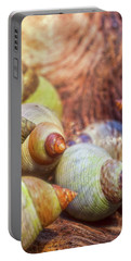 Sea Snails Portable Battery Charger
