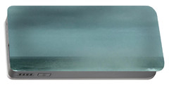 Sea Spray Portable Battery Charger by Christine Lathrop