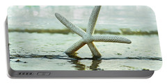 Sea Star Portable Battery Charger by Laura Fasulo