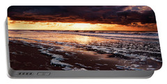Sea Sunset Portable Battery Charger