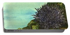 Sea Urchin   Portable Battery Charger