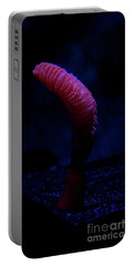 Sea Worm Portable Battery Charger by Xn Tyler