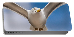 Seabird Closeup Portable Battery Charger