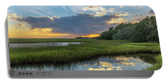 Seabrook Island Sunrays Portable Battery Charger