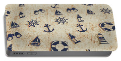Seafaring Antiques Portable Battery Charger