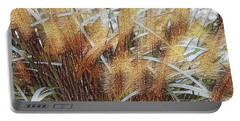 Seagrass Portable Battery Charger by Judy Palkimas