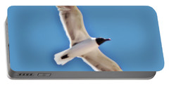 Seagull In Flight Portable Battery Charger