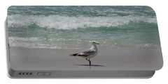 Seagull Portable Battery Charger by Megan Cohen