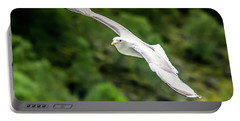 Seagull On The Fjord Portable Battery Charger