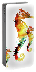 Seahorses Portable Battery Charger
