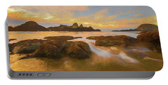 Seal Rock Sunset Portable Battery Charger