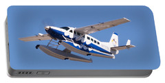 Portable Battery Charger featuring the photograph Seaplane by Dart and Suze Humeston