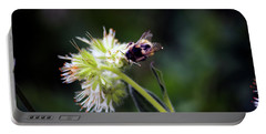 Searching For Pollen Portable Battery Charger