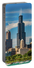 Sears Tower Chicago Portable Battery Charger