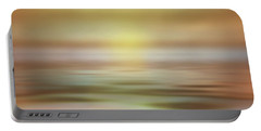 Portable Battery Charger featuring the photograph Seascape by Tom Mc Nemar