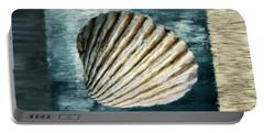 Seashell Souvenir Portable Battery Charger
