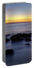 Seashore Sunrise Portable Battery Charger