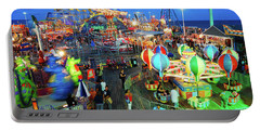 Seaside Heights Casino Pier Portable Battery Charger