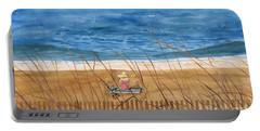 Seaside In Massachusetts Portable Battery Charger