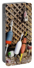 Seaside Still Life Portable Battery Charger