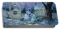 Season's Greeters Portable Battery Charger
