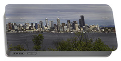 Seattle At Its Best Portable Battery Charger