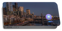 Seattle Autumn Nights Portable Battery Charger