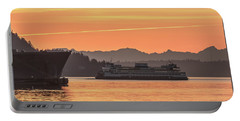 Seattle - Bremerton Ferry Portable Battery Charger