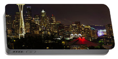 Seattle Nightscape 2 Portable Battery Charger