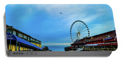 Seattle Pier 57 Portable Battery Charger