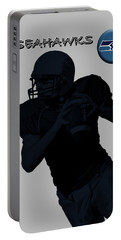 Seattle Seahawks Football Portable Battery Charger