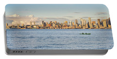 Seattle Skyline 2 Portable Battery Charger