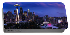 Seattle Skyline 5 Portable Battery Charger