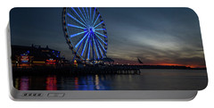 Seattle Sunset Portable Battery Charger